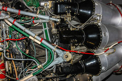 F-86 SABRE Jet Engine Lizenzfreies Stockbild