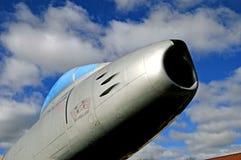 F86 Sabrejet siły powietrzne wojownik Zdjęcie Stock