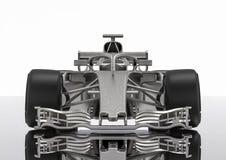 F1 samochodu prześwietlenie royalty ilustracja