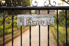 19 f St Torres Стоковое Изображение RF