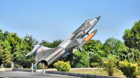 F-104 Starfighter Airplane Royalty Free Stock Images