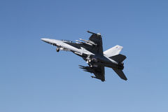 F/A 18 Superhornet Royalty Free Stock Photography