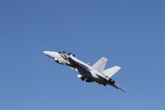F/A 18 Superhornet Stock Image