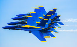 F 18 szerszeń Obrazy Royalty Free