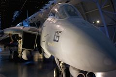 F-14 Tomcat royalty free stock photos