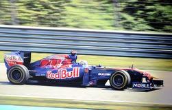 F1 Toro Rosso Royalty-vrije Stock Foto
