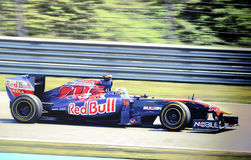 F1 Toro Rosso Royalty Free Stock Photo