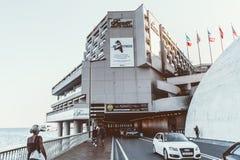 f1 tunel Monaco Zdjęcie Stock