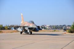 F-16 två Fotografering för Bildbyråer