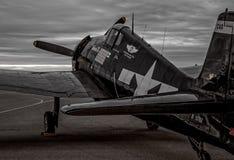 F4U πειρατής Στοκ φωτογραφίες με δικαίωμα ελεύθερης χρήσης