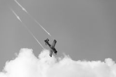 F4U Corsair Zdjęcia Stock