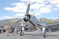 F4U Corsair Stock Image