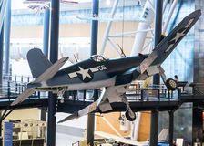F-4U Corsair Royalty Free Stock Photo