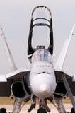 F-16 víbora - imagem conservada em estoque fotografia de stock royalty free
