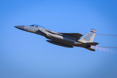 F15 vechtersstraal royalty-vrije stock afbeelding