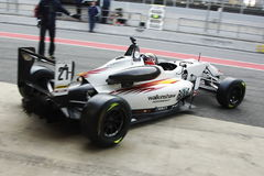F3 Winter tests Series Royalty Free Stock Images
