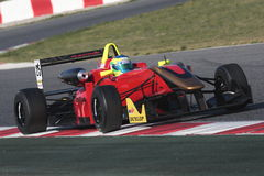 F3 Winter tests Series Stock Images