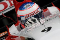 F1 2004 - Jenson Button BAR Royalty Free Stock Photography
