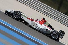 F1 2004 - Takuma Sato STAB Stockfotos