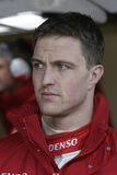 F1 2005 - Ralf Schumacher Toyota Photos stock
