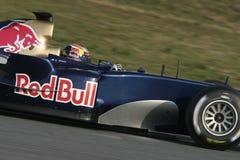 F1 2006年-斯科特速度托罗Rosso 免版税库存图片