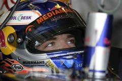 F1 2006年-罗伯特Doornbos红色公牛 免版税图库摄影
