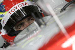 F1 2006 - Рикардо Zonta Тойота Стоковое Изображение