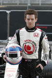 F1 2006 - Anthony Davidson Honda Royalty-vrije Stock Fotografie