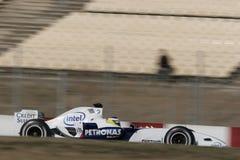 F1 2006 - BMW Sauber Nick Heidfeld Стоковое Фото
