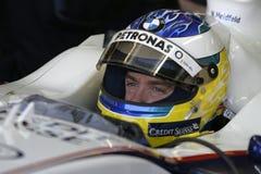 F1 2006 - BMW Sauber Nick Heidfeld Стоковая Фотография RF