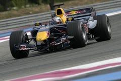 F1 2006 - Christian Klien Red Bull Stock Photo