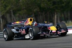 F1 2006 - Christian Klien Red Bull Stock Photography