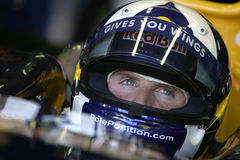 F1 2006 - David Coulthard Red Bull Royalty Free Stock Images