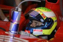 F1 2006 - Felipe Massa Ferrari Royalty Free Stock Image