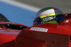 F1 2006 - Felipe Massa Ferrari Foto de archivo libre de regalías