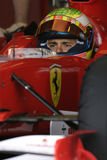 F1 2006 - Felipe Massa Ferrari Stock Photo