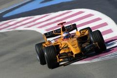 F1 2006 - Gary Paffett McLaren Stock Image