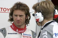 F1 2006 - Jarno Trulli Тойота Стоковая Фотография RF