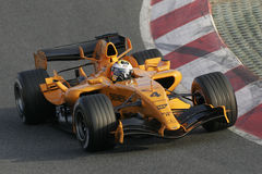 F1 2006 - Juan Pablo Montoya McLaren Stock Image