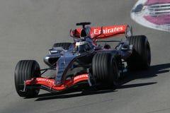 F1 2006 - Pedro de la Rosa McLaren Royalty Free Stock Images