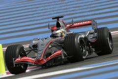 F1 2006 - Pedro de la Rosa McLaren Stock Photo