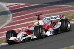 F1 2006 - Ralf Schumacher Тойота Стоковое фото RF
