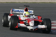 F1 2006 - Ralf Schumacher Toyota Stock Images