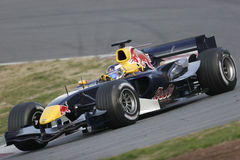 F1 2006 - Robert Doornbos Red Bull Fotos de Stock