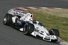F1 2006 - Robert Kubica BMW Sauber Stock Photo