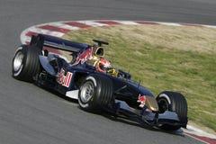F1 2006 - Vitantonio Liuzzi Toro Rosso stock images
