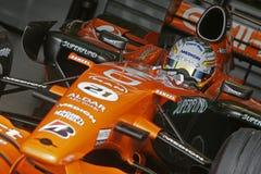 F1 2007 - Adrian Sutil Spyker Fotografía de archivo libre de regalías