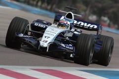 F1 2007 - Alexander Wurz Williams Royaltyfri Fotografi