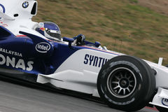 F1 2007 - BMW Sauber Sebastien Vettel Стоковое Изображение