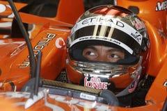 F1 2007 - Fairuz Fauzy Spyker στοκ φωτογραφία